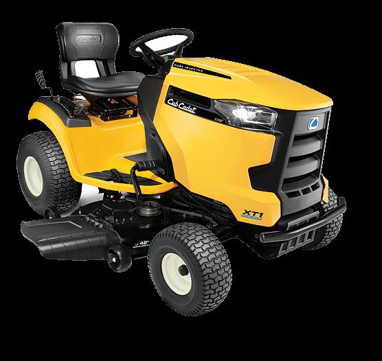 "2020 Cub Cadet XT1 LT42"" EFI Lawn Tractor Lawn Mowers"