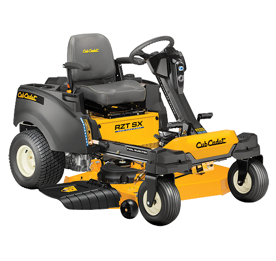 2021 Cub Cadet RZT® SX 46 Zero-Turn Riding Mower Lawn Equipment