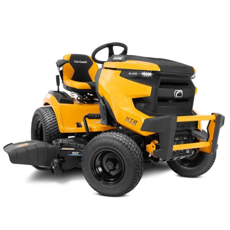 "2021 Cub Cadet XT2 SLX50"" Lawn Tractor Lawn Mowers"