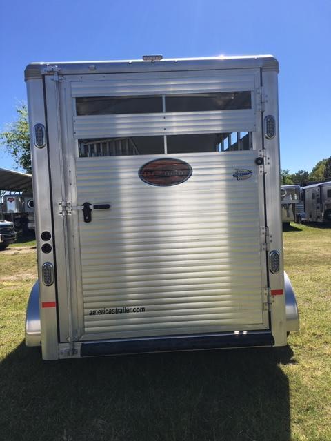 2021 Sundowner Trailers Stockman 3H BP Horse Trailer