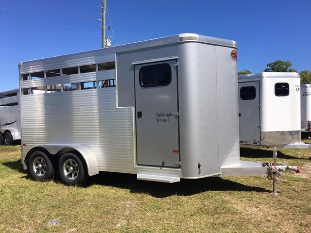 2021 Sundowner Trailers Stockman 3H BP Horse Trailer