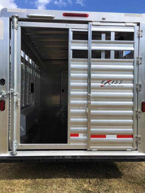 2022 Exiss STC 8032 10.5 LQ BUNKS IN MID TACK