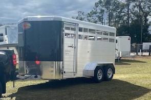 2022 Sundowner Trailers Stockman 16' BP Livestock Trailer ON ORDER