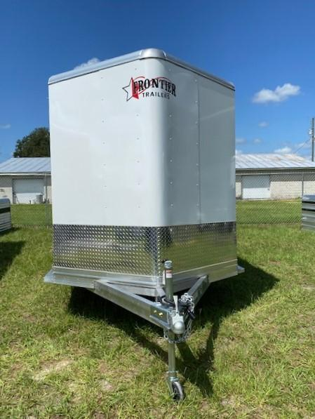2021 Frontier Strider 3H BP Horse Trailer