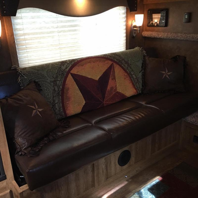 2022 Exiss STC 8032 10.5 LQ w/ Bunk over Sofa ON ORDER