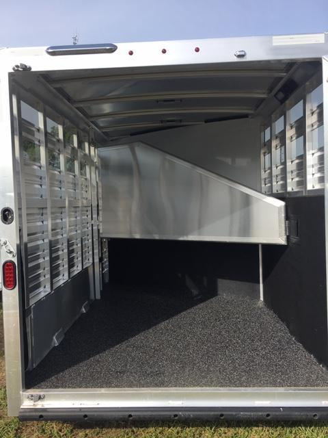 2020 Exiss Express 2H CX Horse Trailer $500 IN Savings