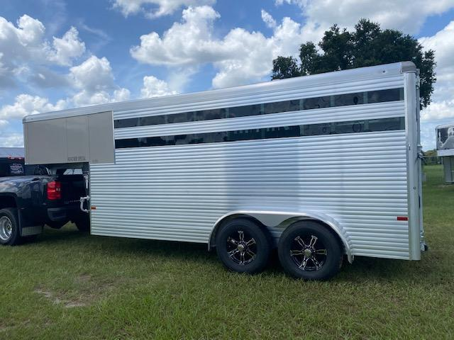 2022 Sundowner Trailers Rancher Special 3H IN STOCK Horse Trailer
