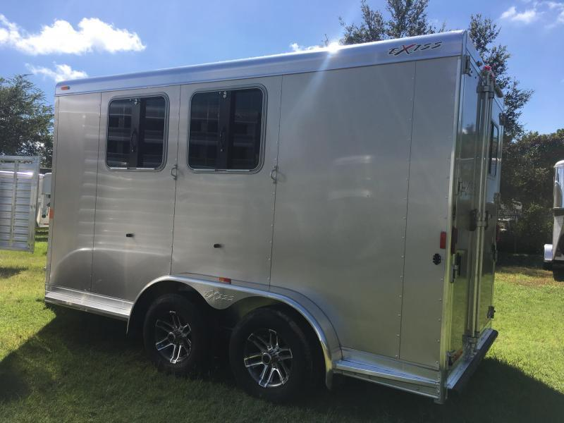 2022 Exiss 720 BP Horse Trailer