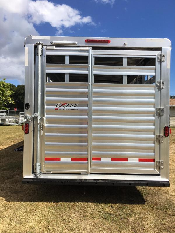 2021 Exiss STC 8032 10.5 LQ BUNKS IN MID TACK