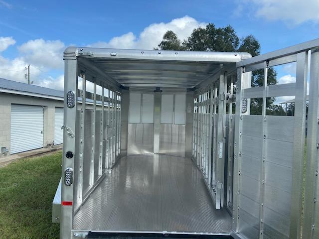 2021 Sundowner Trailers Stockman 16' BP Livestock Trailer