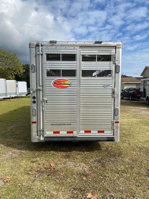 2021 Sundowner Trailers Rancher 20' GN Livestock Trailer