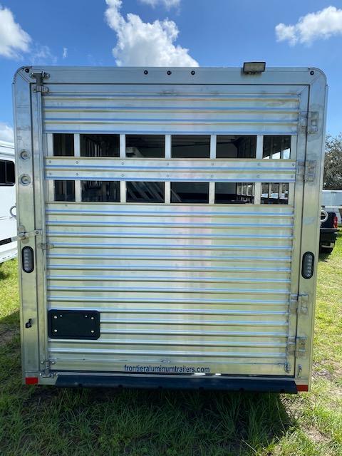 2021 Frontier Colt 3H BP Horse Trailer