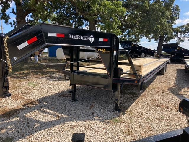2022 Diamond T Trailers DTF-259 Flatbed Trailer