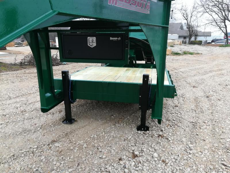 2021 Midsota FFRD-20 Dump Trailer/Flat Bed Combo