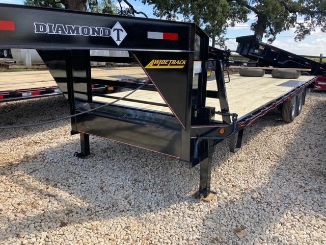 2022 Diamond T Trailers DO-140 Flatbed Trailer