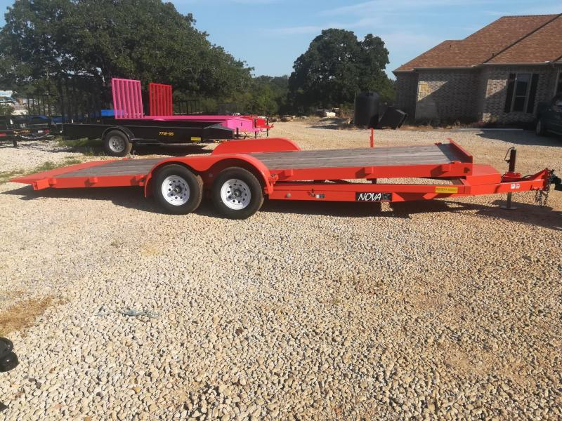 2019 Midsota Nova Series TB8220 Flatbed Trailer