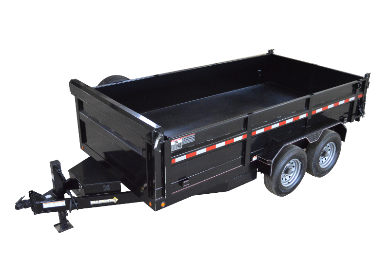 2019 Diamond T Trailers DMP-140 Dump Trailer