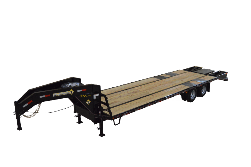 2019 Diamond T Trailers DTF-240 Flatbed Trailer