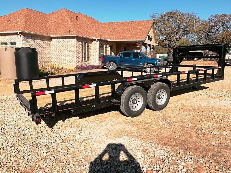 "2021 Diamond T Trailers Super Duty 83"" X 22' Utility Trailer"