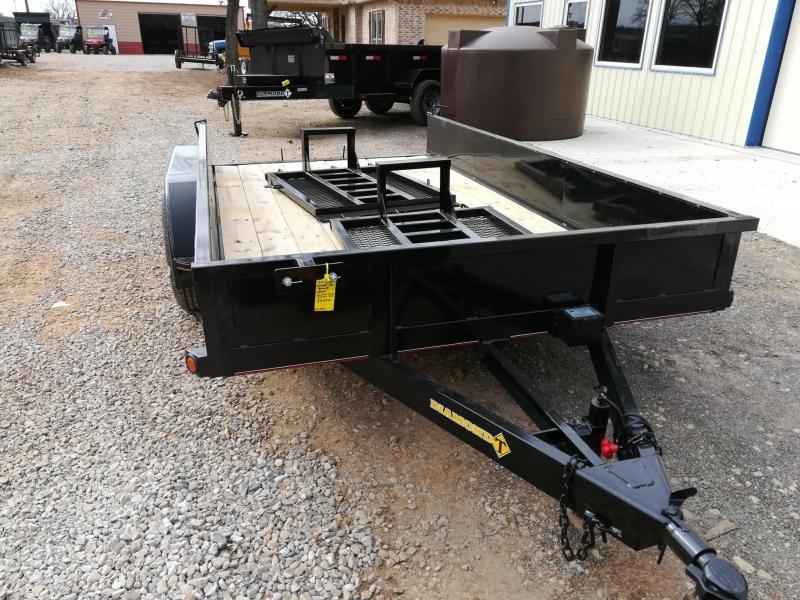 2021 Diamond T Trailers HU-700 Utility Trailer