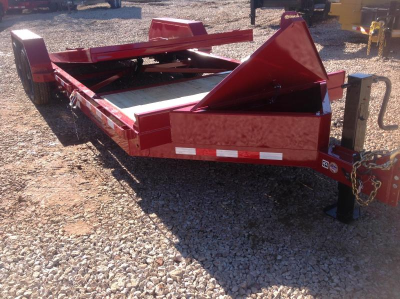 2019 Midsota Nova Series TB8220 Tilt Bed Trailer