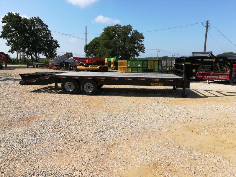 2019 Diamond T Trailers SWF-140 Flatbed Trailer