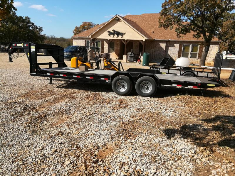2019 Diamond T Trailers SKP-1408 Equipment Trailer