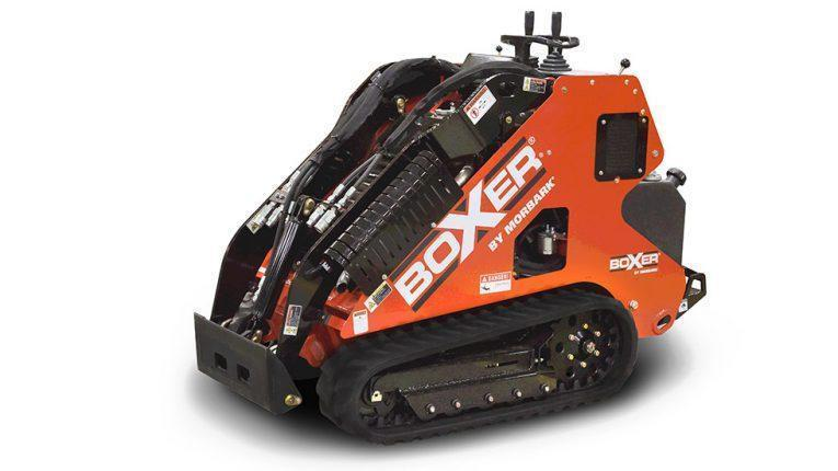 2017 Boxer 525DX Morbark Compact Utility Loader