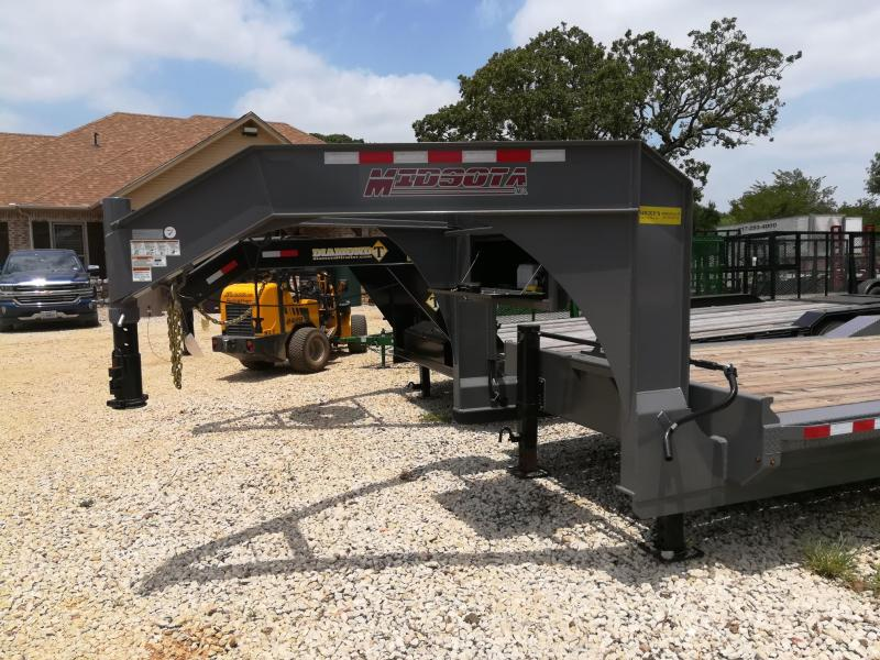 2019 Midsota STWB-HB Equipment Trailer