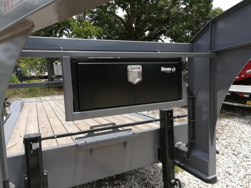 2019 Midsota STWB-HB Equipment Trailer