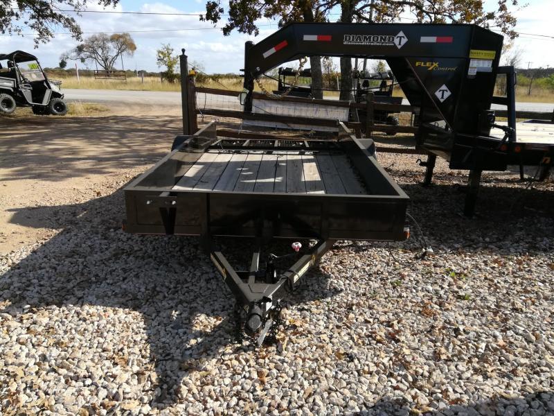 2019 Diamond T Trailers SA-320 Utility Trailer