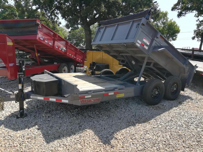 2019 Midsota FFRD14/10 Dump Trailer
