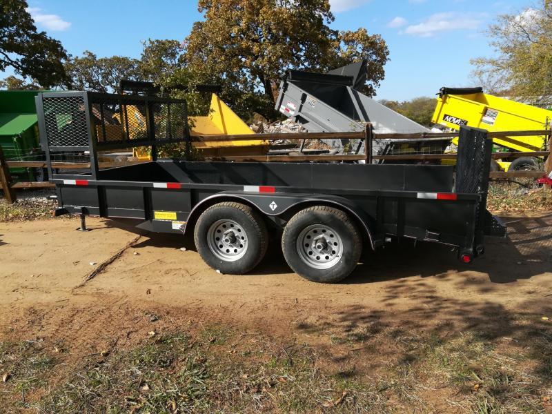 2019 Diamond T Trailers HU-700 Utility Trailer