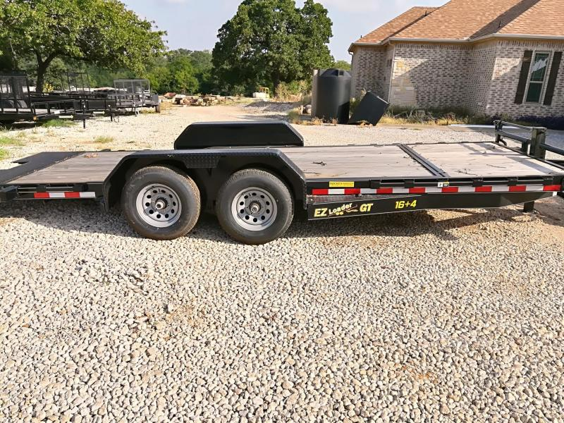2019 Doolittle Trailer Mfg EZ Loader GT 10K Equipment Trailer