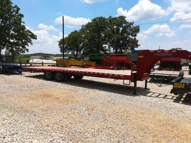 2019 Midsota FB32GN-HB Flatbed Trailer