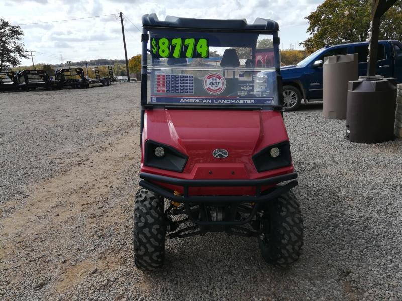 2020 American LandMaster 550 w/Flip Seat Utility Side-by-Side (UTV)