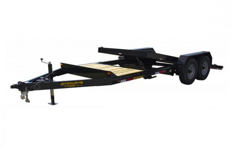 2021 PEQUEA T-200 Equipment Trailer
