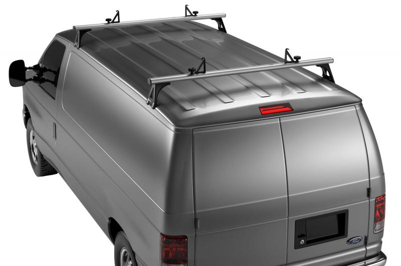 Thule TracRac Van 2 Bar (Ladder Rack)
