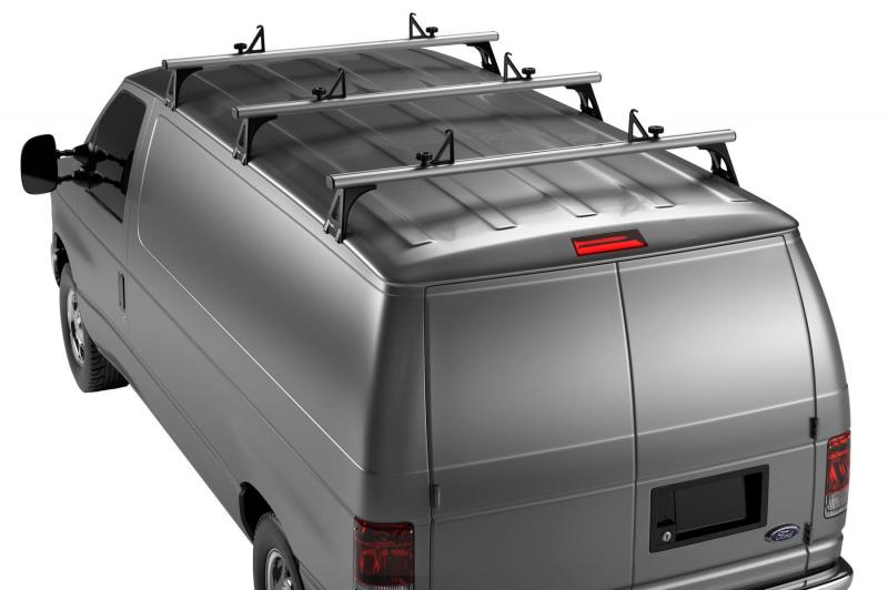 Thule TracRac Van 3 Bar (Ladder Rack)