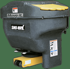 SnoWay 4 - CU. FT. TAILGATE SALT SPREADER SERIES