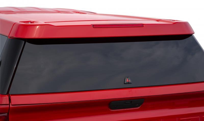 Leer 200XQ Sport Cab-High Fiberglass Truck Cap