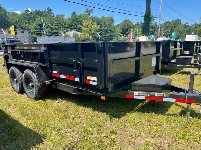 2021 Carry-On 7X14DUMPLP12-24 Dump Trailer