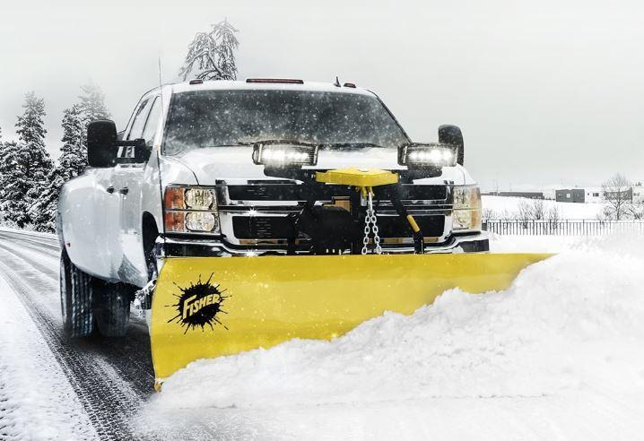 "2020 Fisher Engineering 8'6"" HD2 Snow Plow"