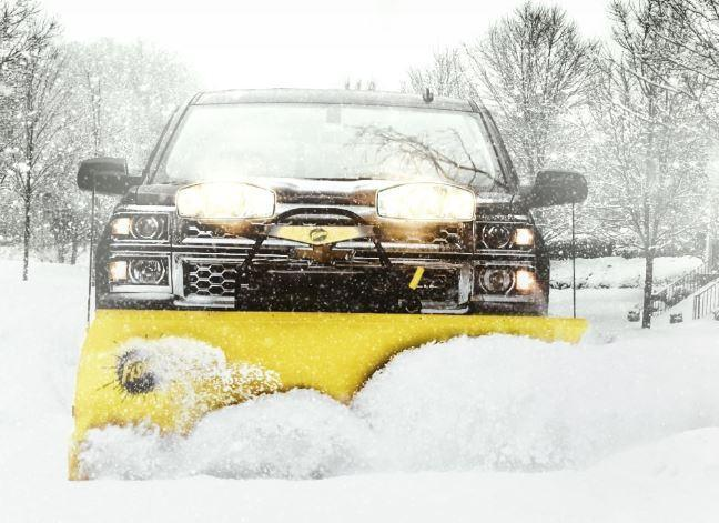 """2020 Fisher Engineering 7'6"""" HT Snow Plow"""