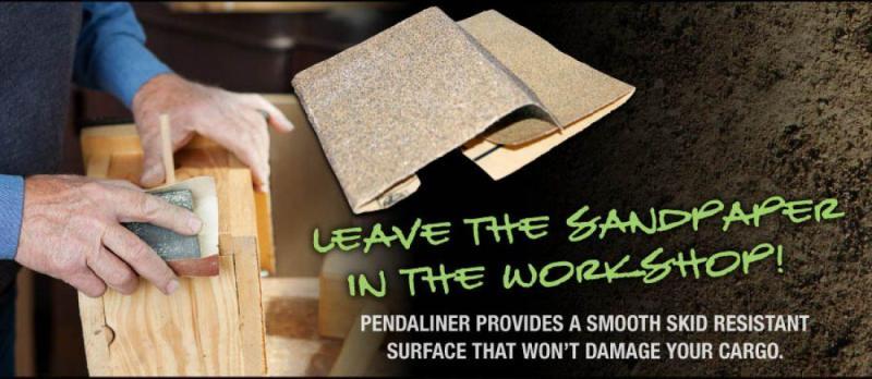 Pendaliner Bed Liner (Bed Protection)