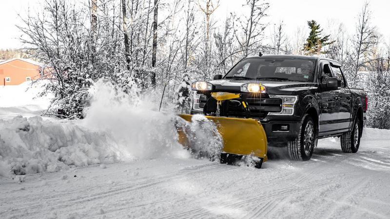 "2020 Fisher Engineering 7'6"" SD Snow Plow"