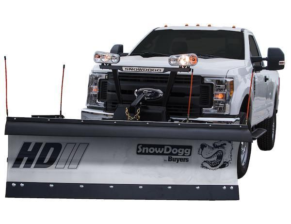 2020 SnowDogg HD75 II Stainless Snow Plow