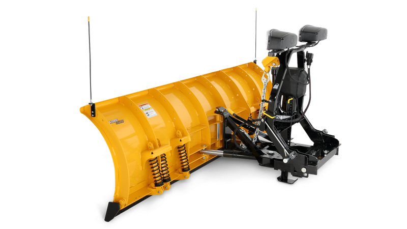 2020 Fisher Engineering 9' HC Snow Plow