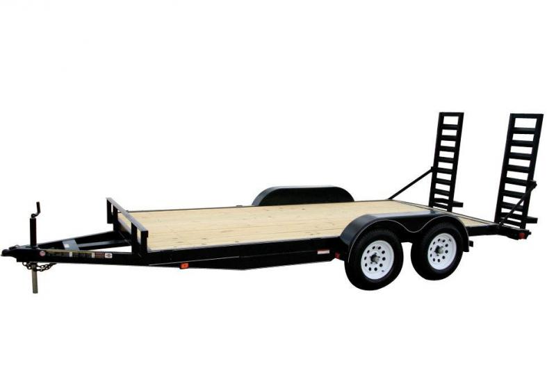 2021 Carry-On 7'X18' Equipment Trailer