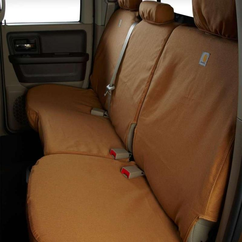 Carhartt Seat Covers (Interior Accessories)